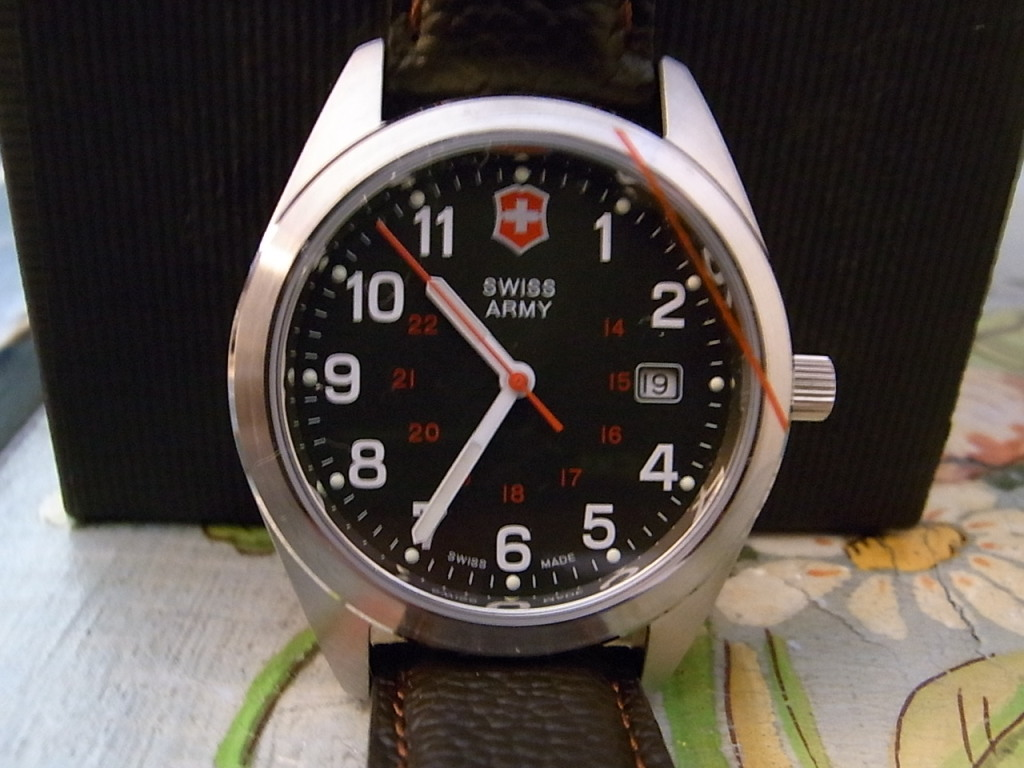 army watches for men