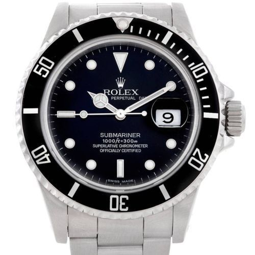 2015 Rolex Submariner watches