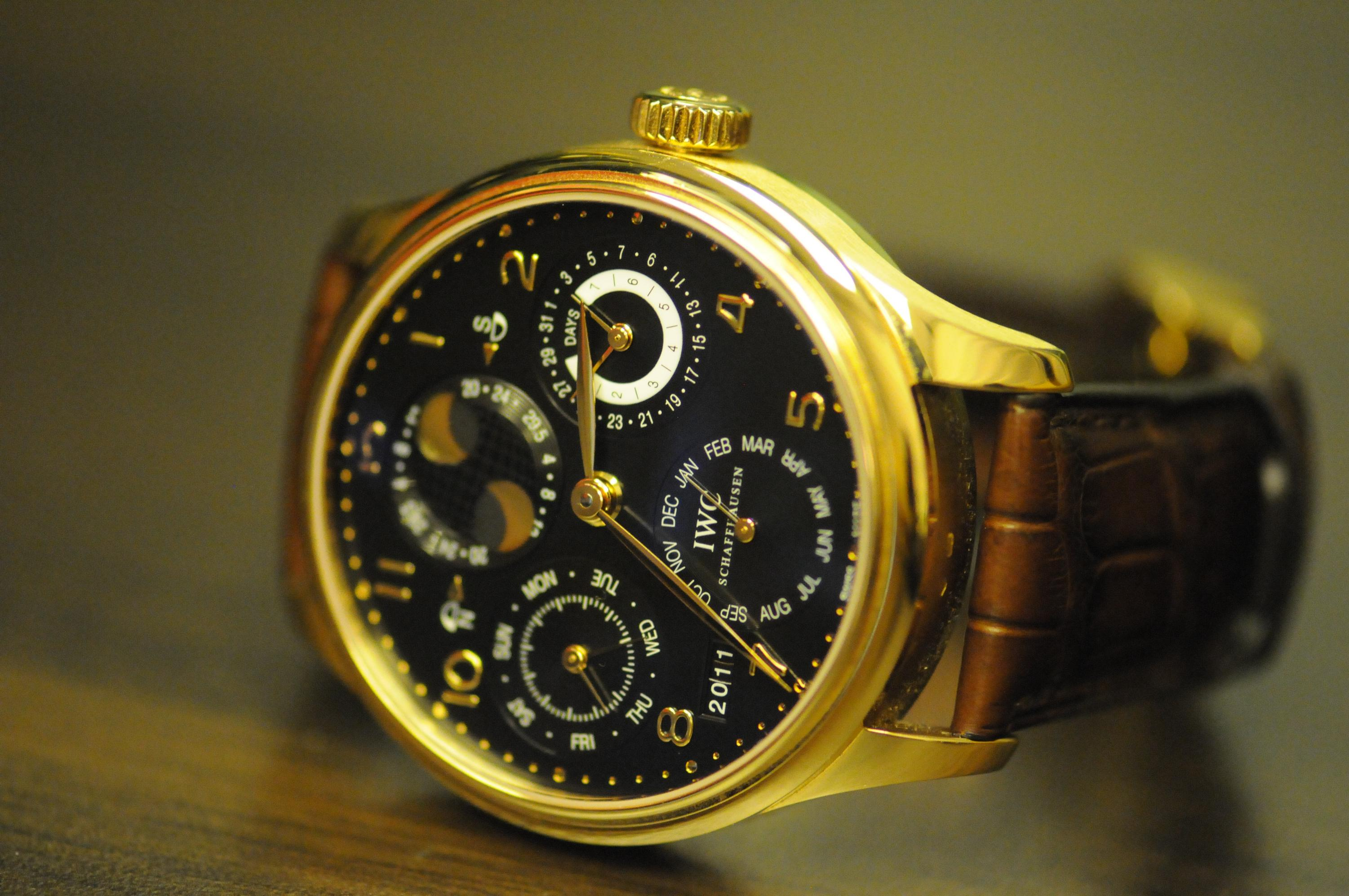 Watches Golden