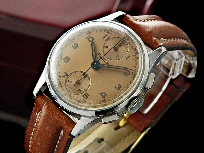 Vintage Mens Watches: Vintage Mens Breitling Watches