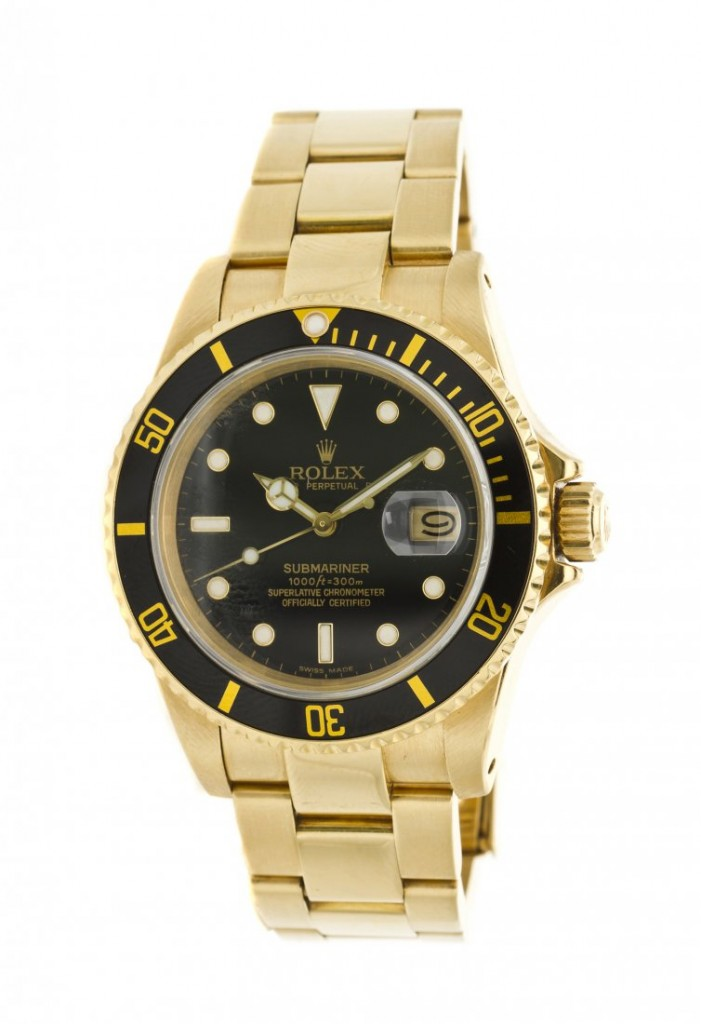 2015 rolex submariner watches humble watches for Submarine watches