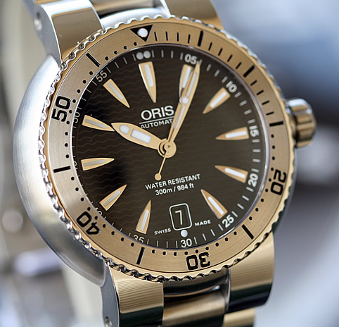 2015 Oris watch