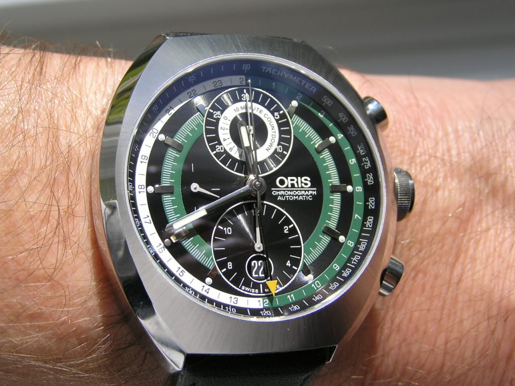 2015 Oris watches