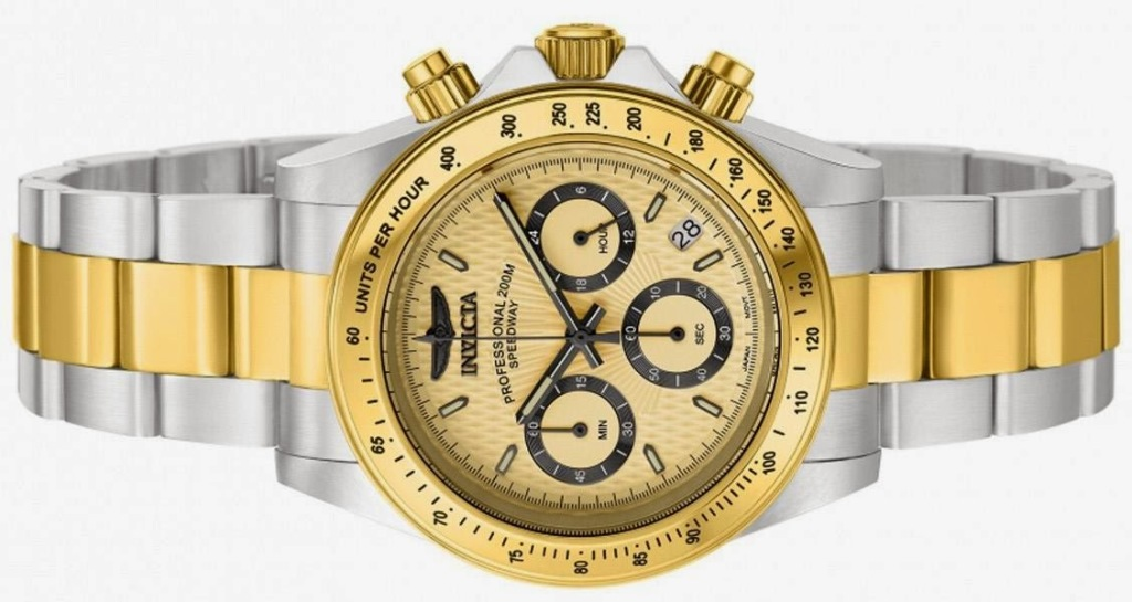 gold invicta watches humble watches