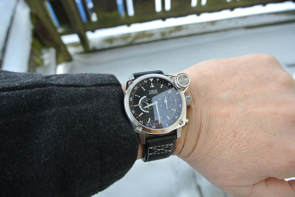 Oris luxury watches