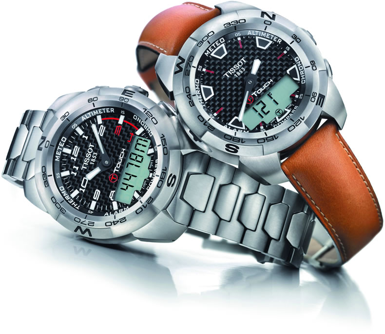 2015 Tissot watches
