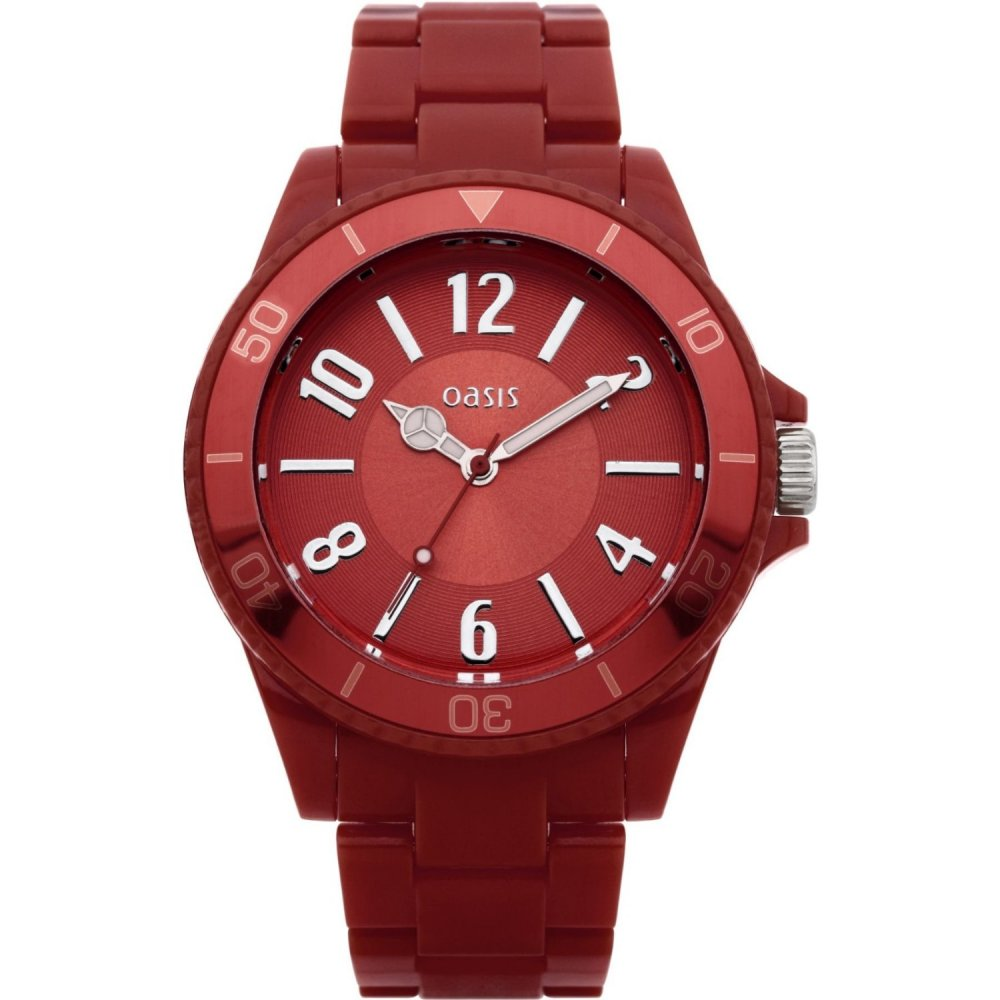 ladies red watches