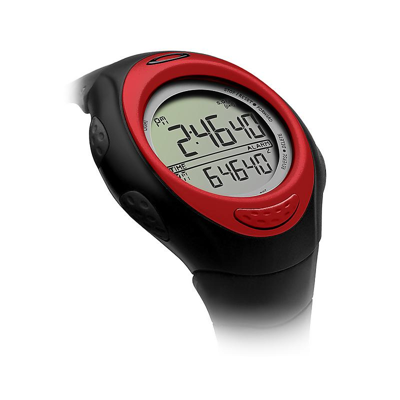 red sport watches