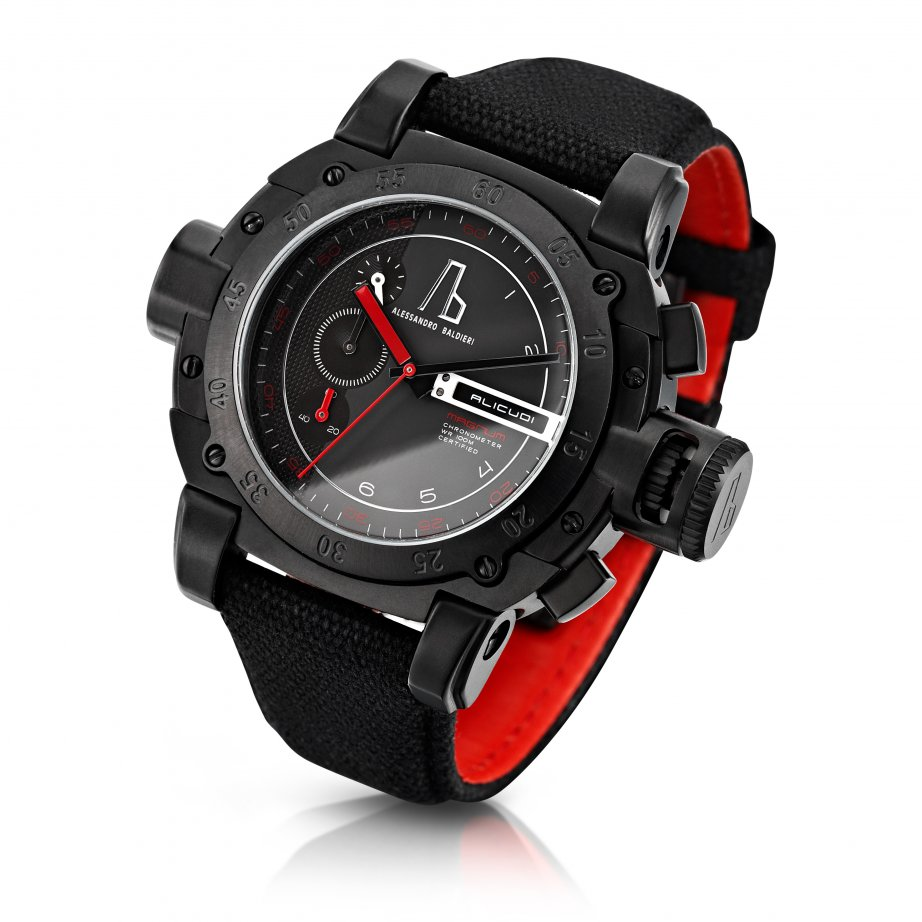 red watches for men