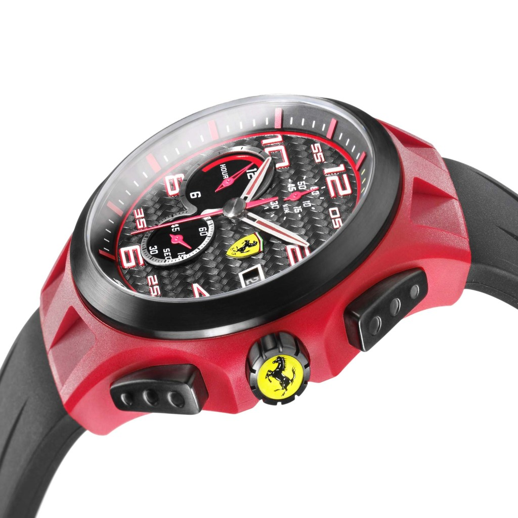 red Ferrari Watches 2016