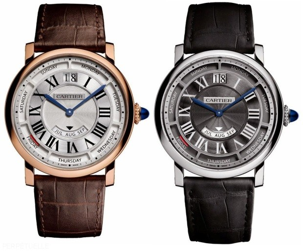 new Cartier Watches models 2016