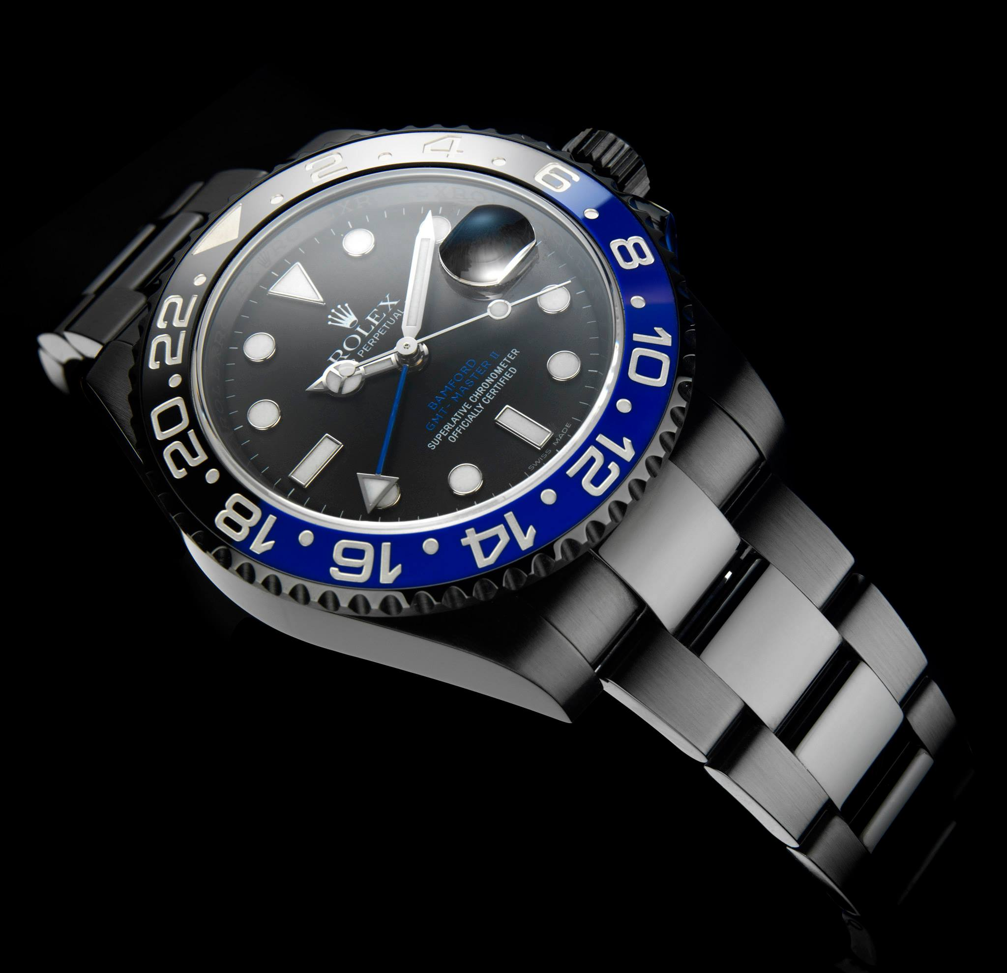 Rolex GMT Master II price 2016