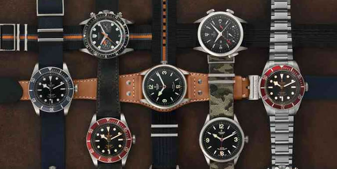 2016 Tudor Watches pricelist