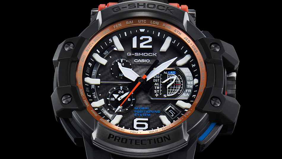 2016 casio GShock Watches models