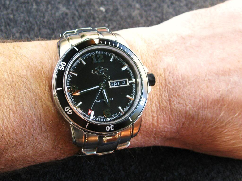 2016 Gevril Watch model