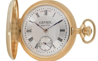 2016 Gevril gold Watches