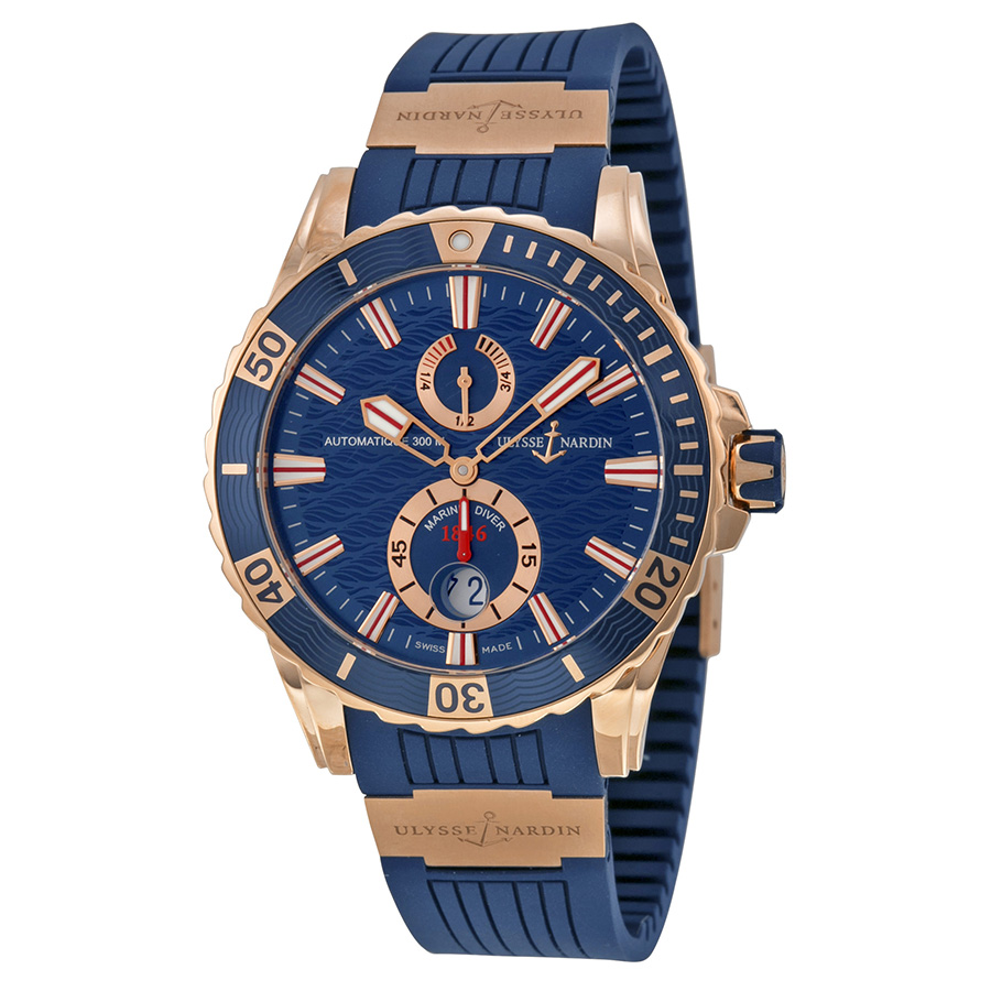 2016 Ulysse Nardin Watches diver