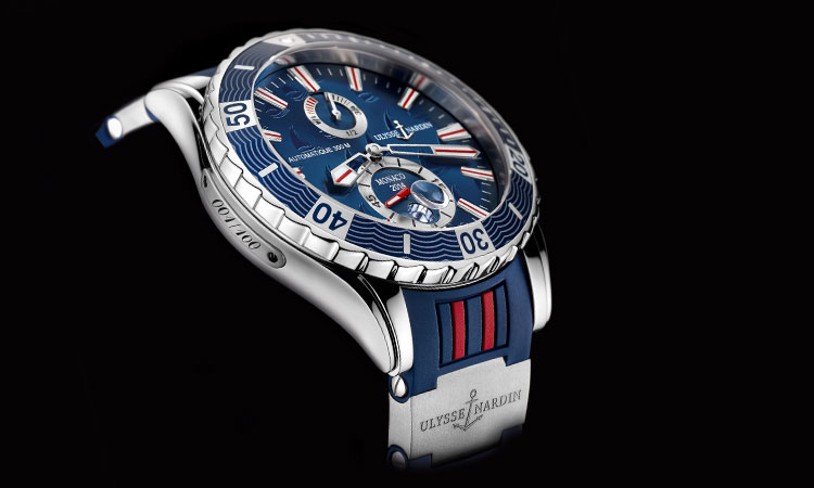 2016 Ulysse Nardin diver Watches