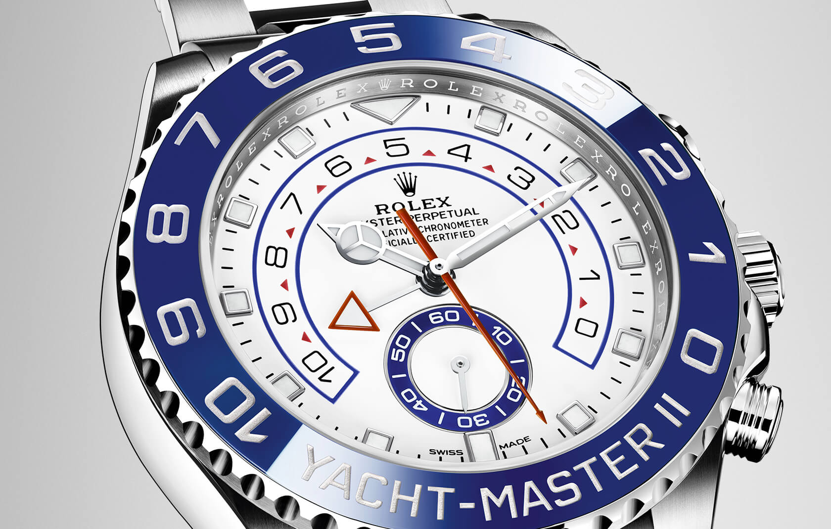 Rolex watch yachtmasterii