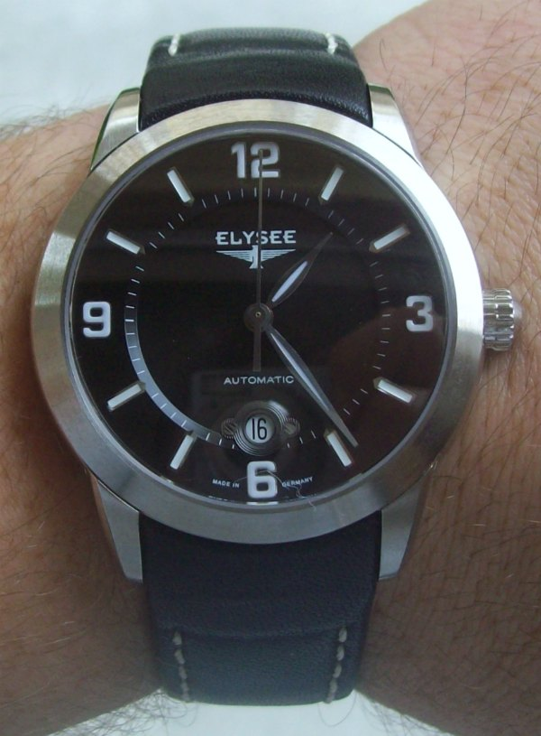 elysee 2017 watch