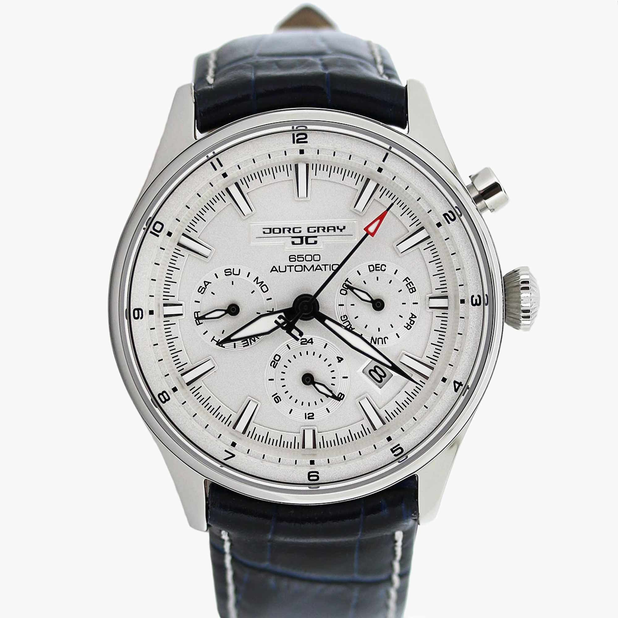 jorg gray wristwatch