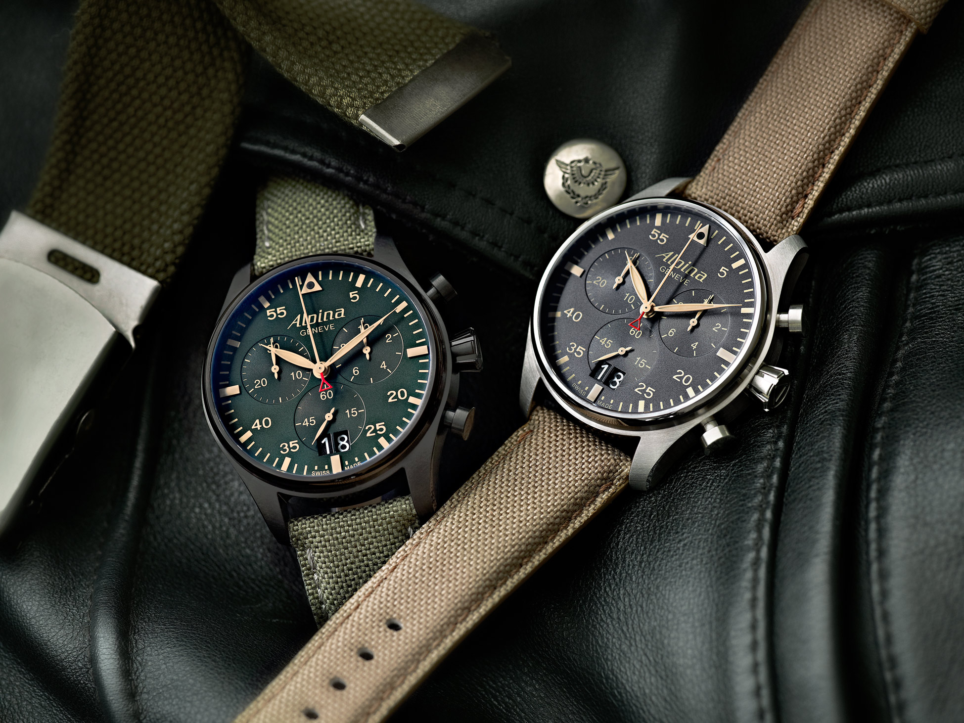 Alpina Watches 2017 New Collection