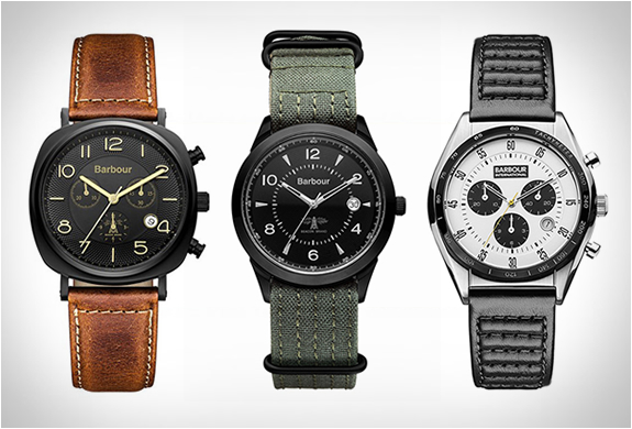 Barbour Watches 2017 New Models