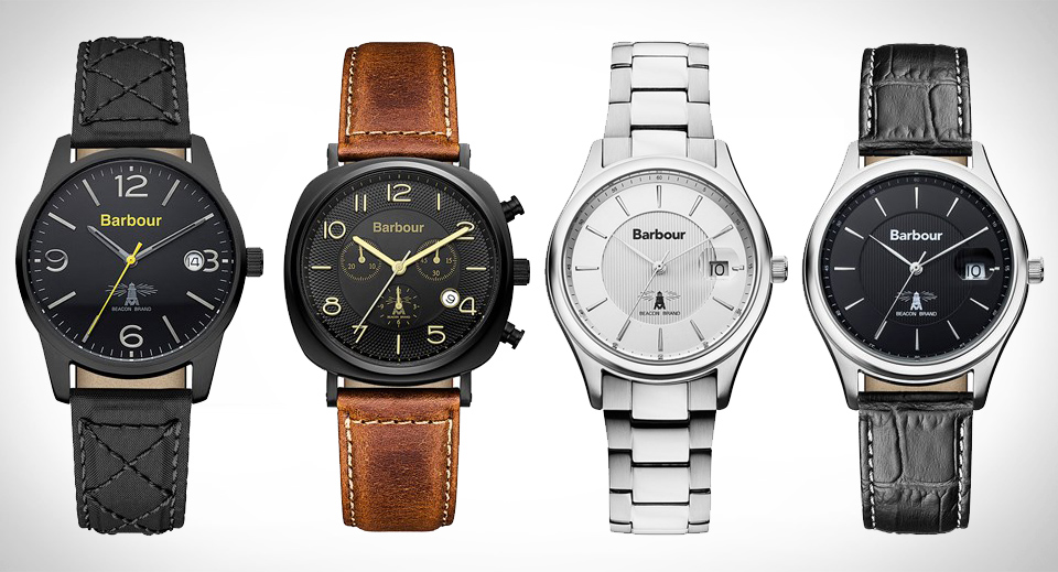Barbour Watches New Models