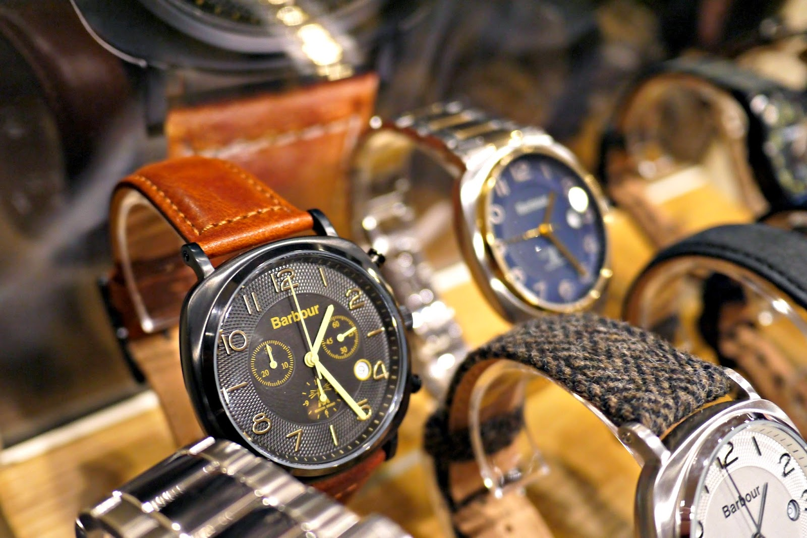 Barbour Watches