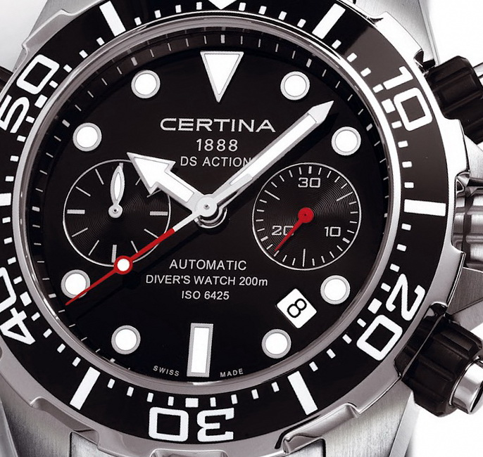 Certina Watches diver