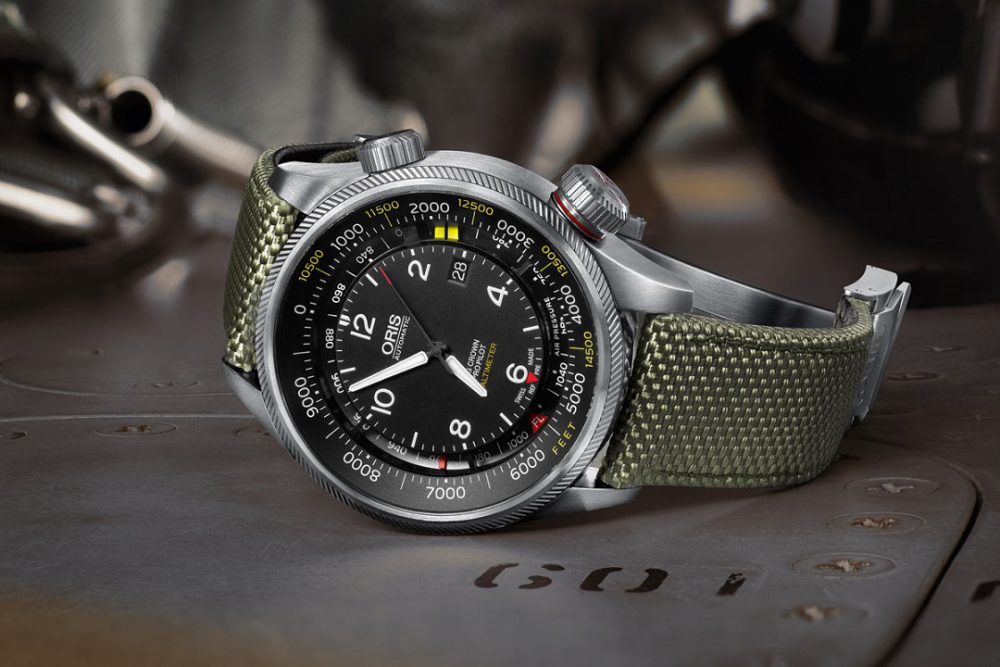 Oris Watch New 2018