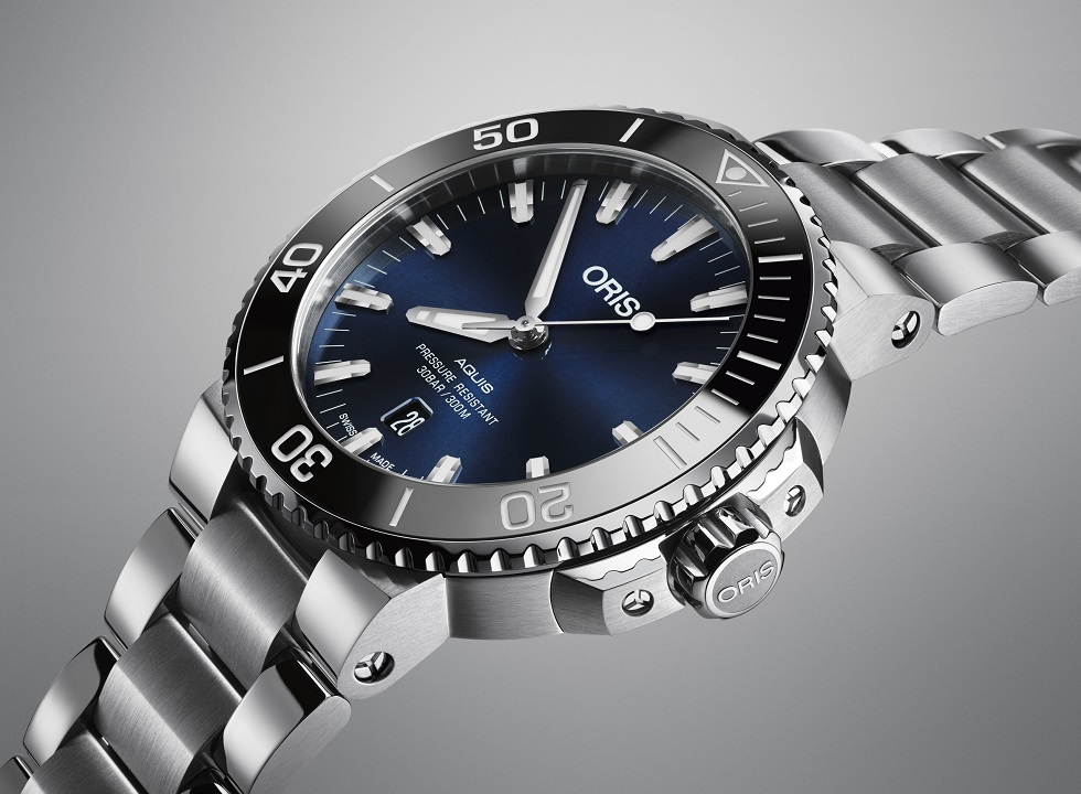 Oris Watches New 2018 model