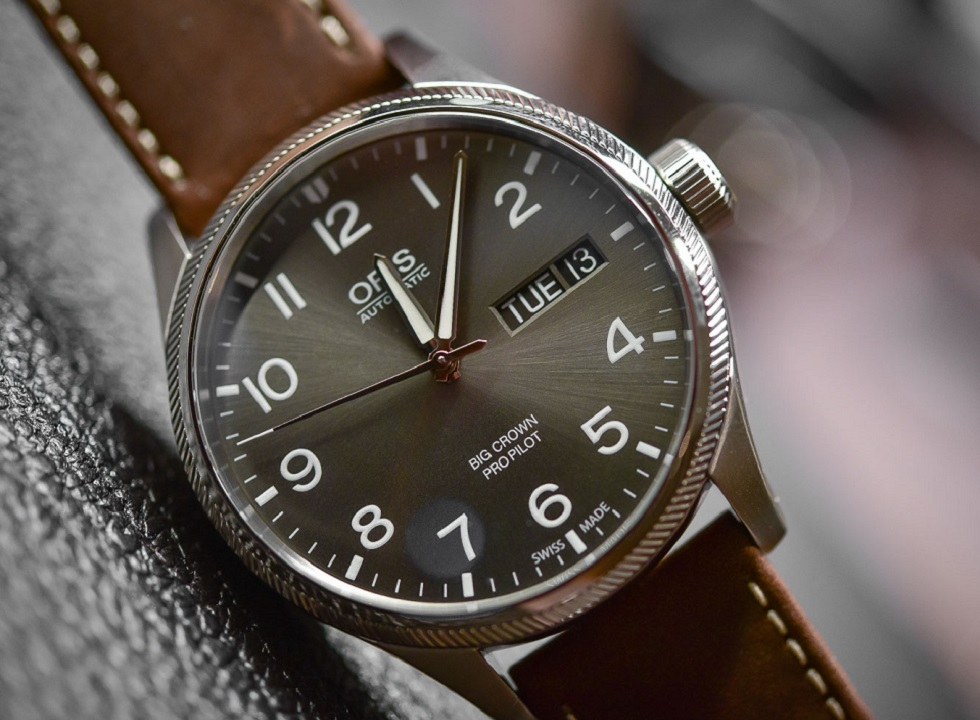 Oris Watches New 2018