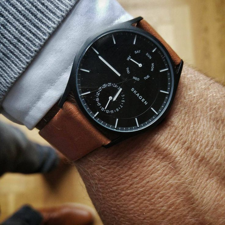 skagen mens watch new