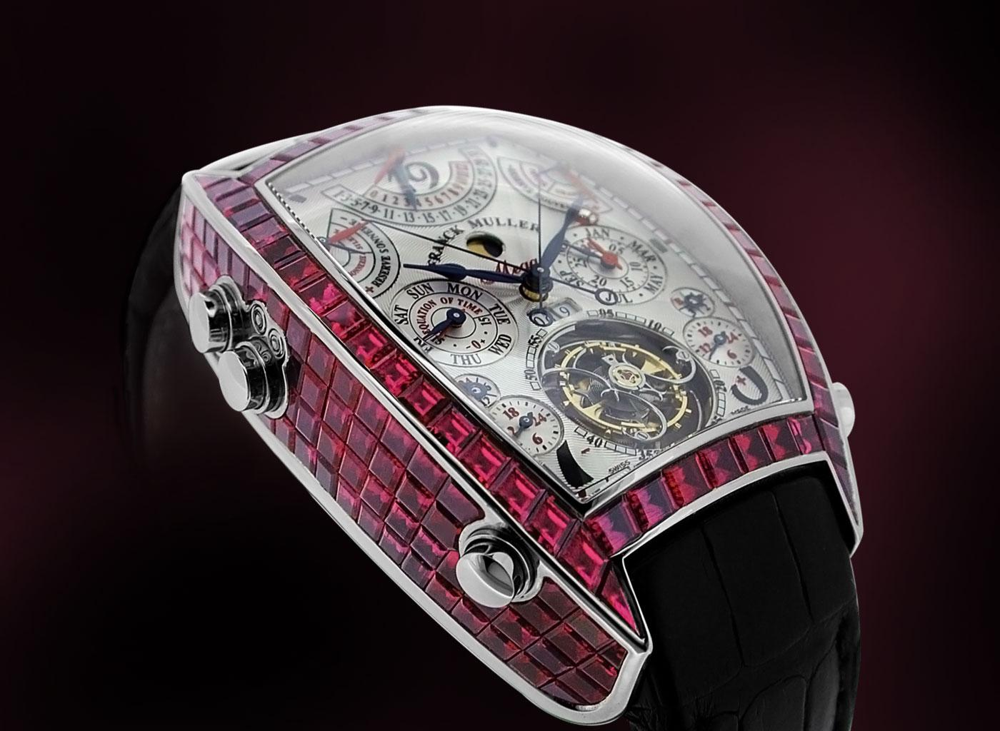 Franck Muller new watches