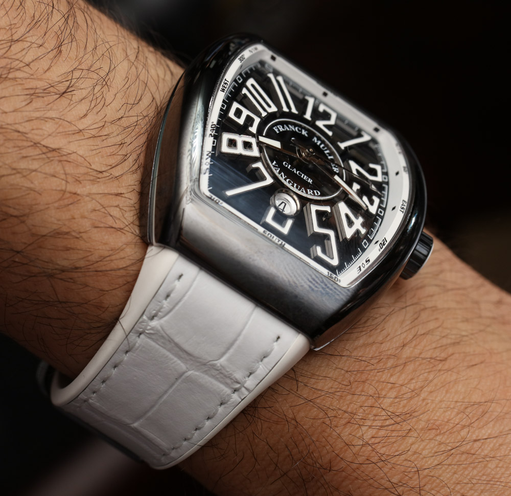 Franck Muller watches 2018