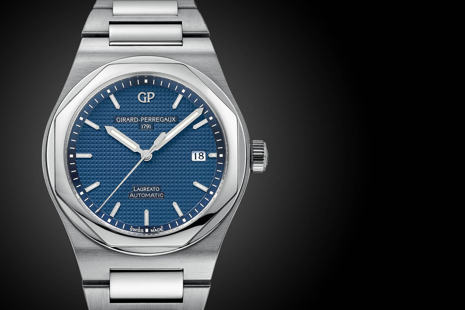 Girard Perregaux Laureato watch