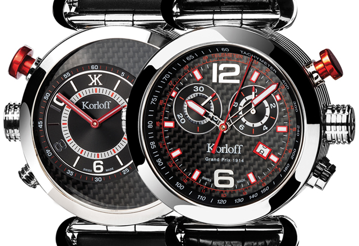 Korloff watch 2018 new