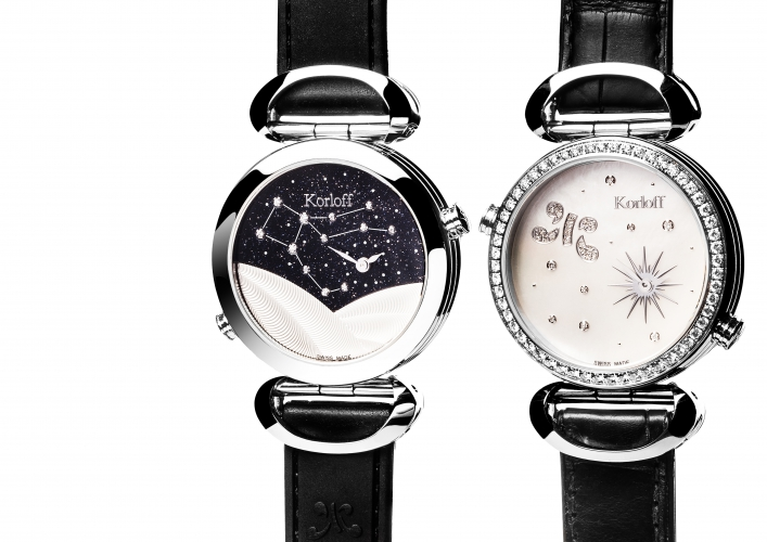 Korloff watches for women