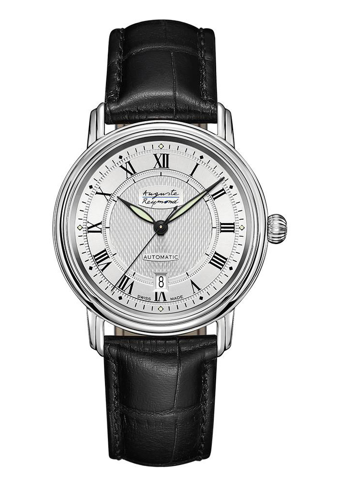 Auguste Reymond watch news