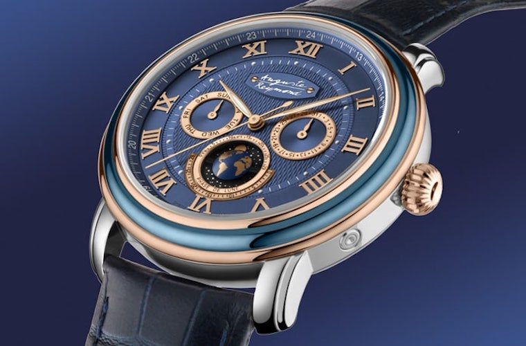 Auguste Reymond watches 2018