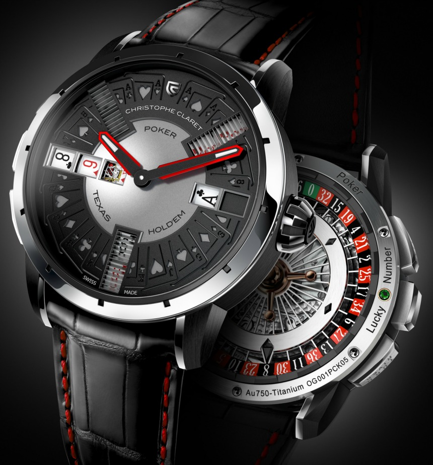 Christophe Claret mens watches 2018