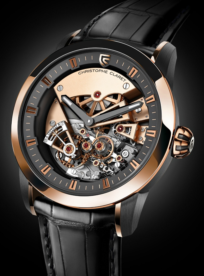 Christophe Claret watch 2018 models