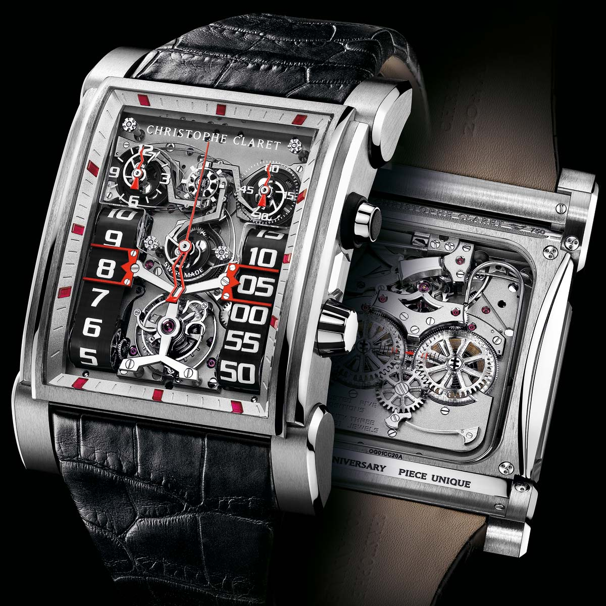 Christophe Claret watches 2018 for men