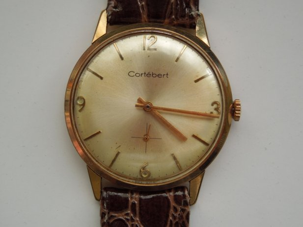 Cortébert watch