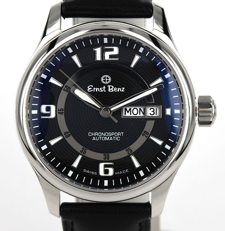 Ernst Benz watch 2018