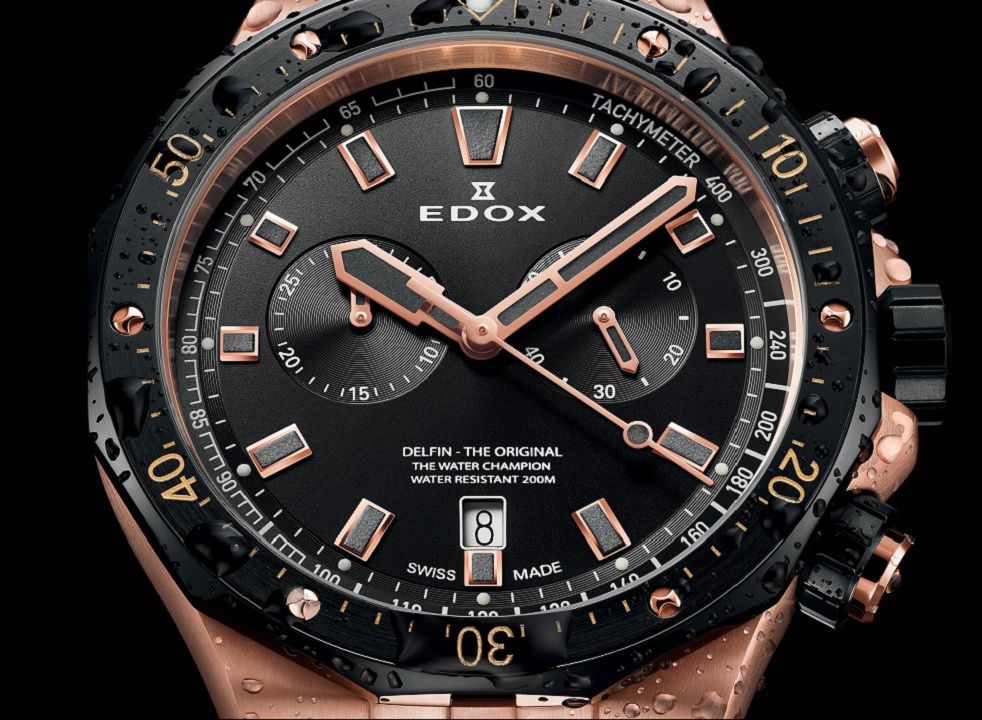 edox watches 2018 model