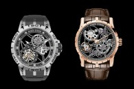 2018 Skeleton watch