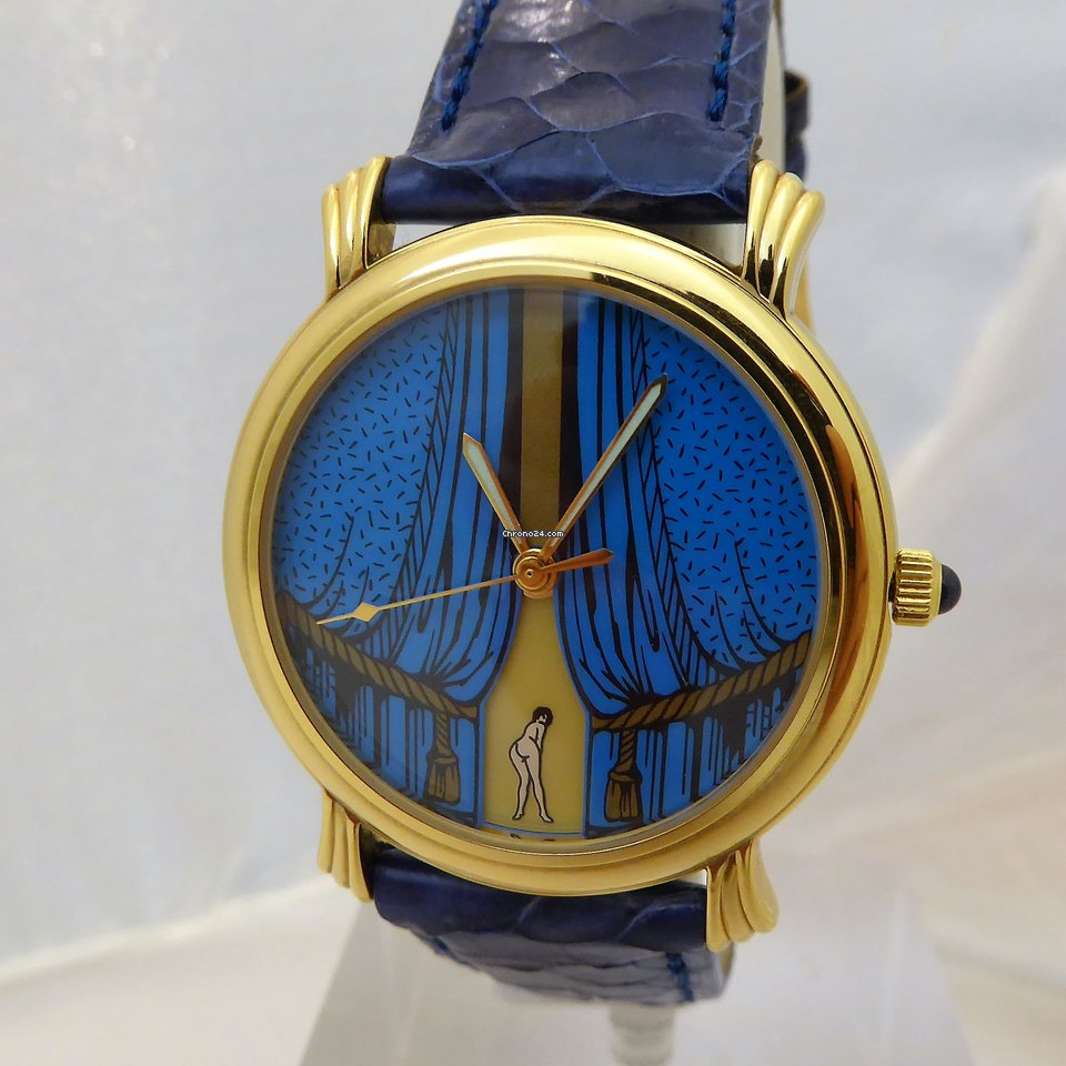 Vincent Calabrese new watches