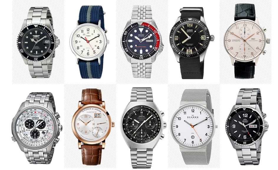 top selling watches 2018 new